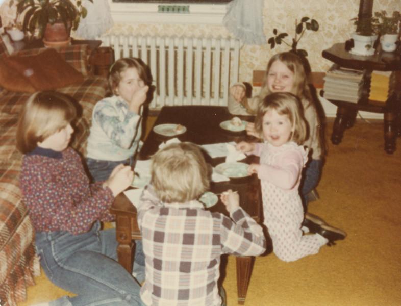 Wilcox Family 1980 8