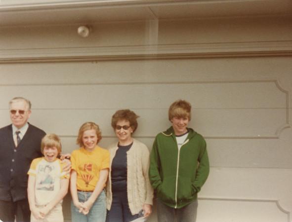 Wilcox Family 1980 9