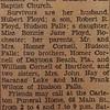 Marian Floyd Obituary