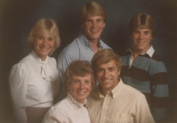 Wilcox Family Portraits