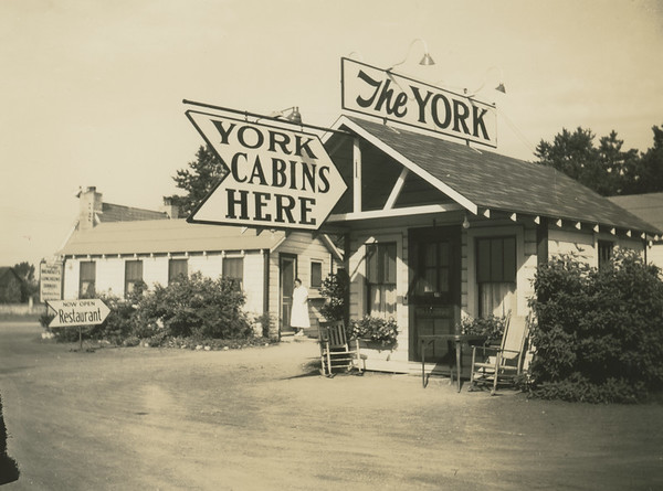 York Cabins