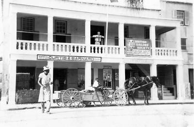 British Sailors Society Bldg-Hamilton Bermuda-1938