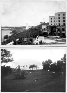 Castle Harbor Hotel & South Shore Rd Bermuda-1938