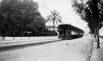Train in Hamilton-Bermuda-1938