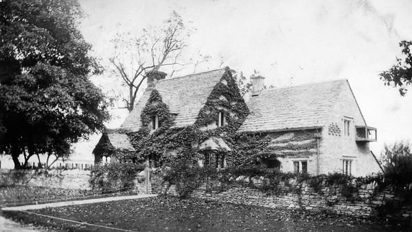 Edgar Allen Poe House-Greenfield Village-MI-Oct 8 1937