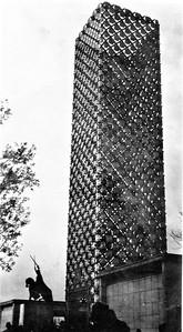Polish Pavilion at Worlds Fair-Oct 1939