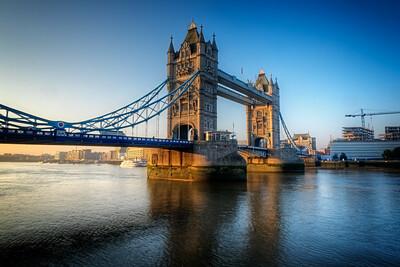 Tower Bridge Sunrise