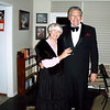 Lyn and Mick - off to Ladies' Night (Lodge Millennium 2000, 2009