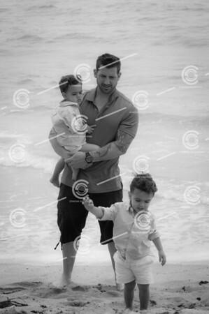 Family Beach Photo Session Ideas
