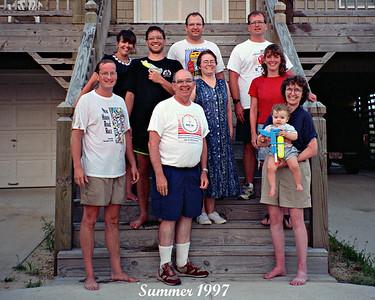 Yearly Group Beach Photos