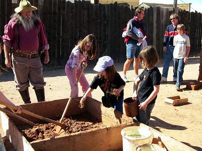 Old Tucson 2006 Comanche