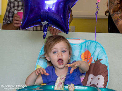 Audra's 2nd Birthday
