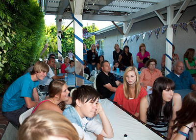 Kaitlyn's Graduation Party