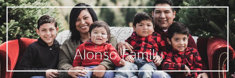 Alonso Family
