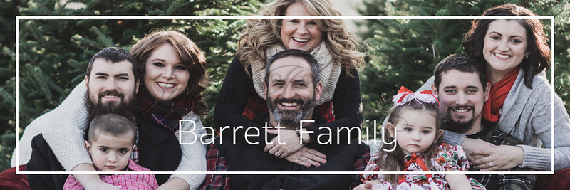 Barrett Family