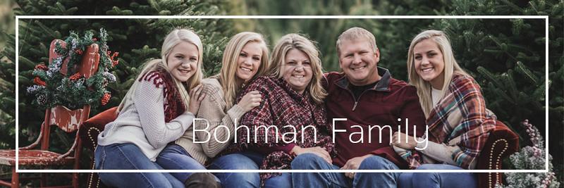 Bohman Family