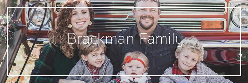 Brackman Family