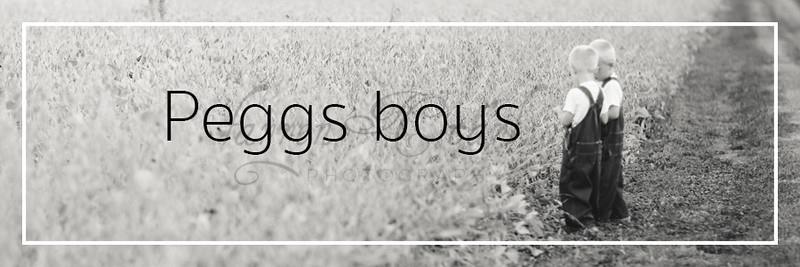 Peggs boys