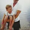 Cody B gets baptised at Kanakuk