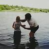 Cody A gets baptised at Kanakuk