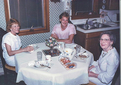 Cleaning Out House 1989