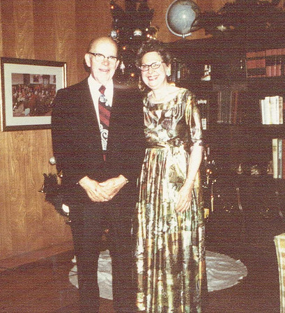 Grandpa & Grandma Jensen