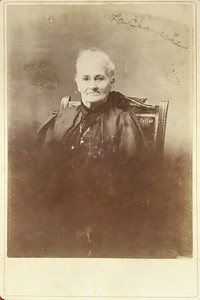 Celena Madeline Koble, wife to Jules Claverie