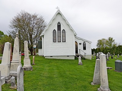 Woodstock Anglican Church, New Brunswick, Canada