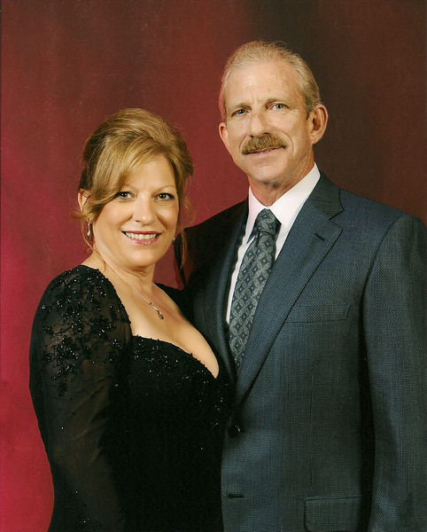 Lisa Self Wilson & Steve F. Wilson 2014