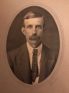 Fred William Wilson (young man as identified by Deb Cunningham)