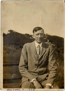 Wilson, Victor Sr  1925
