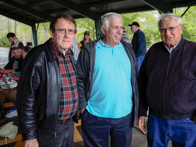 Tommy Friday, Frank McLaughlin & Jerry Morris