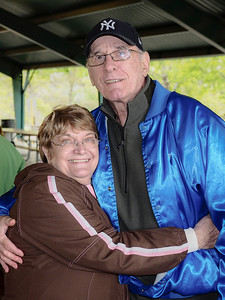 Past Presidents: Polly & Ed Griggs