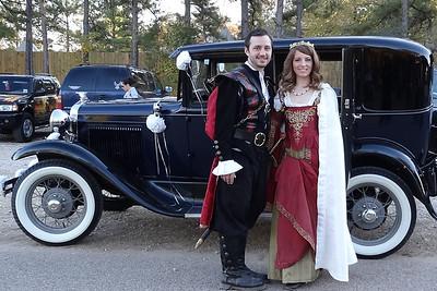 Nov 2012 Shane & Jessica Wedding