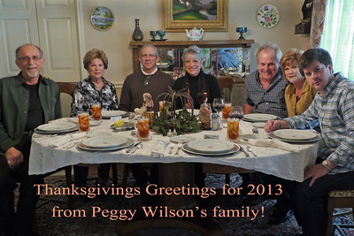 2013 Holiday Gatherings