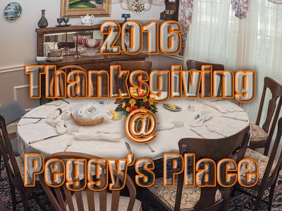 2016 Nov Thanksgiving Dinner