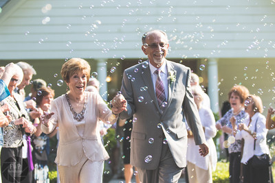 June 6 2015 Wedding for Peggy & Ron