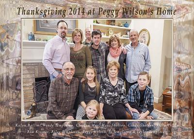 Wilson Thanksgiving 2014