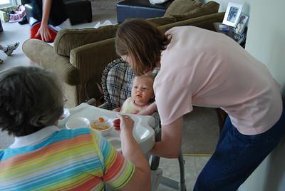 Natalie Baptism