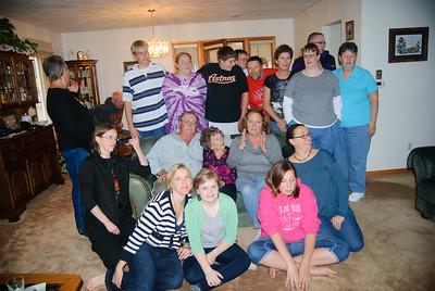 Grandma Sears Visit 2012