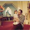 Miss Emily gets baptized