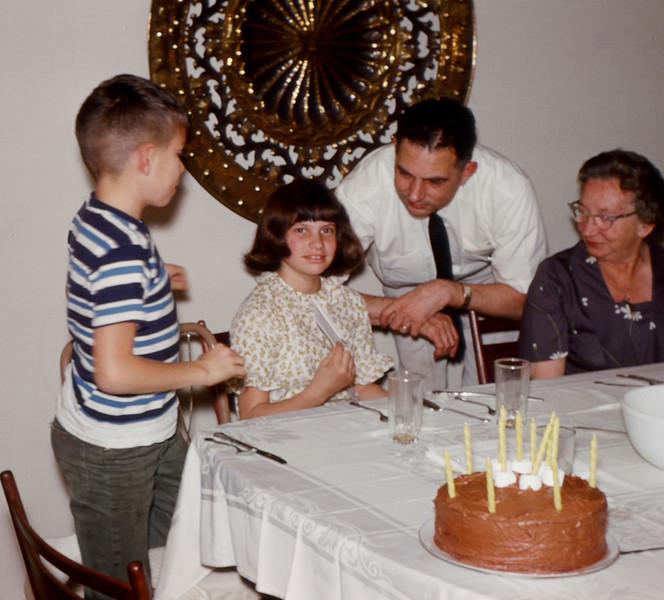 Gina's 12th Birthday