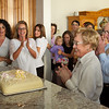 Pat's 85th Birthday cake