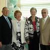 60th Anniversary bash; Anthony, Pat, Julie, Mac