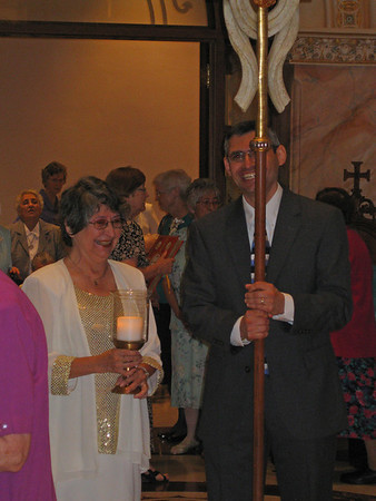 50th Jubilee -- Sister Esther 5-10