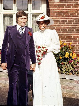 Beynon Wedding - 1975