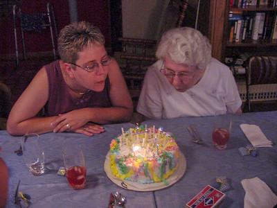 2001 Eleanor Bronsema Birthday
