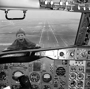 Frist Plane Ride