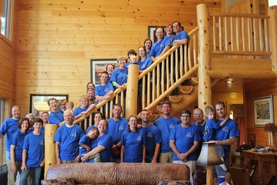 Caldwell Reunion in Leadville 7-2015