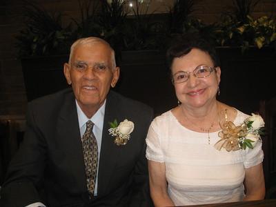 Chavez 50th Wedding Anniversary Celebration 6-2016